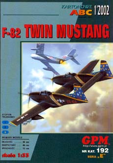 F-82 Twin Mustang