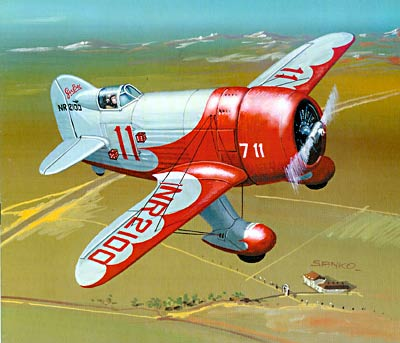 GEE-BEE R-1