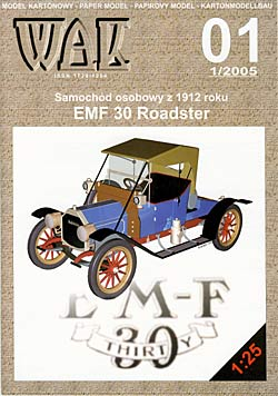 EMF 30 Roadster, 1912 год